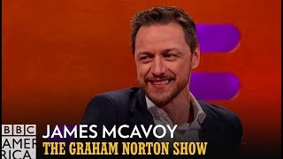 Download James McAvoy's Shaving Accident | The Graham Norton Show | BBC America Video