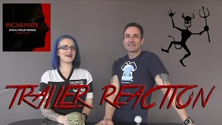 Download Incarnate Trailer Reaction @horrifyou Video