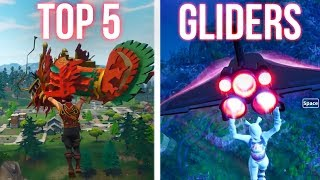Download TOP 5 GLIDERS in Fortnite: Battle Royale (Best Gliders Ranked) Video