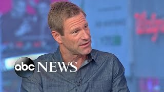 Download Aaron Eckhart Talks 'Sully' on 'GMA' Video