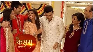 Download Kasam Tere Pyaar Ki -17th August 2018 Upcoming Updates And News Video
