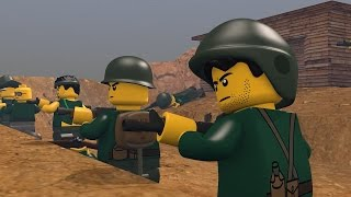 Download LEGO Black Ops - Vietnam: BATTLE OF KHE SANH Video