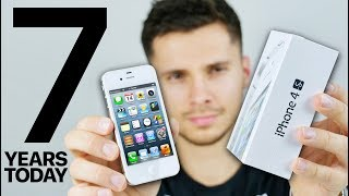 Download iPhone 4S Unboxing! 7 Years Old Today Video