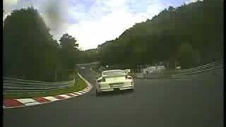 Download RX7 Vs GT3 nurburgring Video
