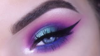 Download Morphe 35B | Colorful Spring Eye Makeup Tutorial Video