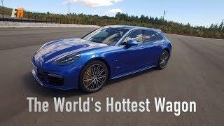 Download 2018 Porsche Panamera Sport Turismo Review - The Ultimate Wagon? Video