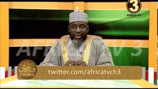 Download AFRICA TV 3 # FATAWA : HUKUNCIN SHAN MANIYYI A YAYIN JIMA'I Video