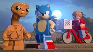 Download LEGO Dimensions - E.T. World - All Races & Restorations Completed Video