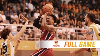 Download Kaohsiung Truth vs. Alab Pilipinas | FULL GAME | 2016-2017 ASEAN Basketball League Video
