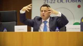 Download EuroPCom 2015 - Xavier Bettel - European Committee of the Regions Video