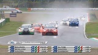 Download TCR Italian Series 2017. Race 2 Autodromo Internazionale Enzo e Dino Ferrari. Last Laps Video