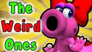 Download Top 10 WEIRDEST Mario Creatures Video