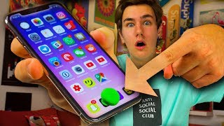 Download I Put a Home Button on My iPhone X Video
