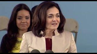 Download Facebook COO Sheryl Sandberg Commencement Speech | Harvard Commencement 2014 Video