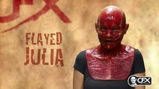 Download CFX Mask - FLAYED JULIA Video