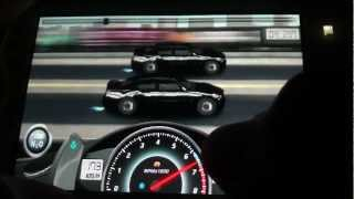 Download Drag Racing Dodge Charger SRT8 LvL 5 1/4 mile tune Video