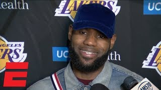Download LeBron James says guarding Dwyane Wade was how it 'was supposed to end' | NBA Sound Video