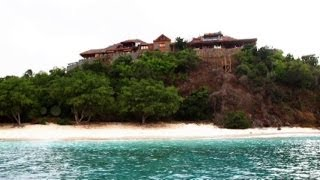 Download Richard Branson's $17M Necker Island Rebuild: Exclusive Tour Video