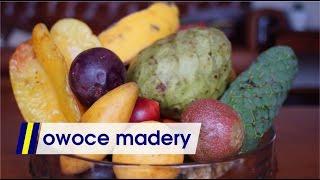 Download Próbujemy owoców z Madery: jabłko budyniowe, monstera deliciosa, karambola Video