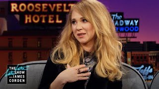 Download Juno Temple Unleashed Her Inner 'Titanic' Fan Girl Video