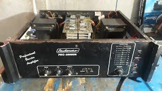 Download Amplifier Repair (in Hindi) studiomaker 600W. Video