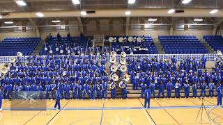 Download Tennessee State University Marching Band - I Think They Scared - 2017 Video