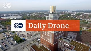 Download #DailyDrone: Dortmund U Video