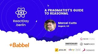 Download A Pragmatists's Guide to ReasonML - Marcel Cutts Video