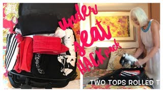 Download How I Pack Under Seat Carry On Recommended for you Video
