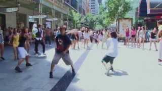 Download Flashmob Pitt St Mall Sydney Video