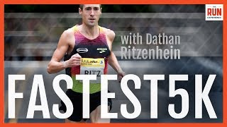 Download Run Your Fastest 5k with Dathan Ritzenhein Video