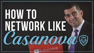 Download How to Network Like Casanova Video