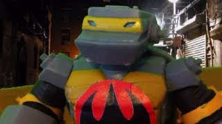 Download TMNT 2013 Stop Motion S01E05- Metal Head Video
