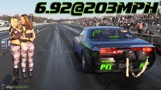 Download 6-Second, 200mph Challenger - the Baddest Mopar on Earth Video