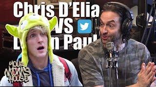Download Chris D'Elia vs Logan Paul - YMH Highlight Video