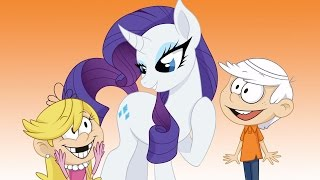 Download The Louds meets My Little Pony Video