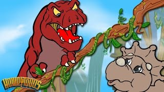 Download Dinosaur Story Season 1 | Dinostory | Dinosaur Songs for Kids from Howdytoons Video