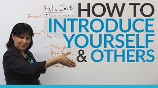Download How to introduce yourself & other people Video