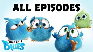 Download Angry Birds Blues | All Episodes Mashup - Special Compilation Video