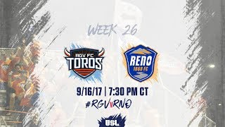 Download USL LIVE - Rio Grande Valley FC vs Reno 1868 FC 9/16/17 Video