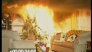 Download Christmas Tree Fire Safety Video