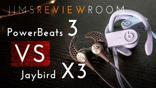 Download Powerbeats 3 vs Jaybird x3 : Which one is Better? - Compare Video Video