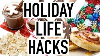 Download HOLIDAY LIFE HACKS! Christmas Life Hacks You NEED To Know! Video