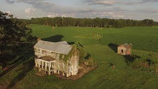 Download Abandoned North Carolina Plantation + DJI Phantom 3 Video