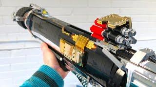Download LEGO Pharah's Rocket Launcher - Overwatch Video
