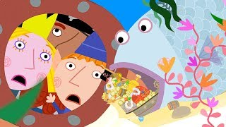 Download Ben and Holly's Little Kingdom   The Elf Submarine   1Hour   HD Cartoons for Kids Video