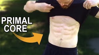 Download Never Do Another Crunch Again!! Do this Primal Core Sequence [9 minutes] Video