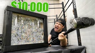 Download $10,000 IF YOU CAN BREAK THIS!! (UNBREAKABLE GLASS CHALLENGE) Video