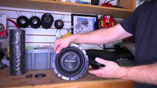 Download How to replace the Factory JBL woofer in a Toyota 4Runner Video