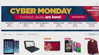 Download Economist says online shopping Cyber Monday trends steal Black Friday shopping shine Video